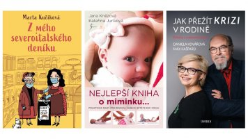 Tři knižní novinky