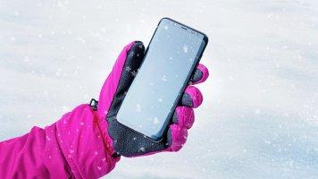 Co škodí mobilu v zimě?