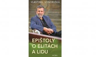 Nová kniha Vlastimila Vondrušky