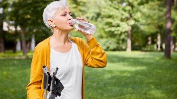 Trio pro snazší menopauzu