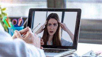 Léčba migrény online?