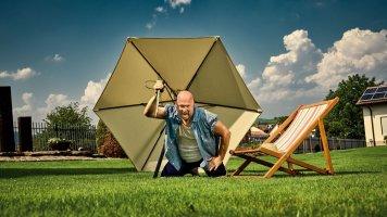 Víte, jak vybrat venkovní ochranu proti slunci?