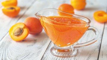 Meruňkový džem bez cukru