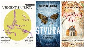 Konec srpna s českými knihami