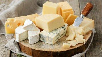 Znáte italské sýry?