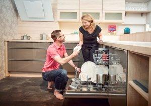 Umýváte nádobí úsporně?