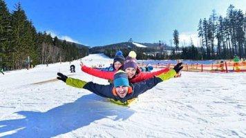 Zimní výlety na Dolní Moravu