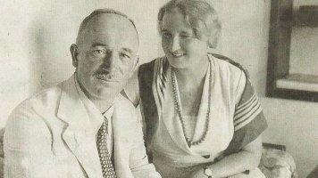 Hana a Edvard Benešovi: Prezidentský pár s přirozenou noblesou a elegancí