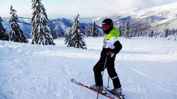 3 místa na jarní lyžovačku