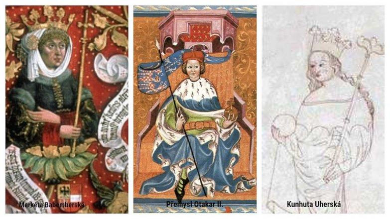 Zapuzená stará královna, nevěrná královna nová a mezitím krásná a urozená ploditelka levobočků