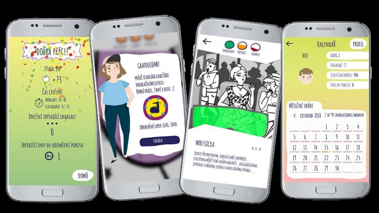 Hero prodlouží život: Aplikace, která pomáhá teenagerům s cystickou fibrózou
