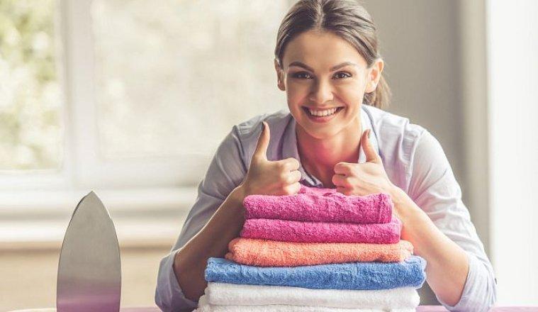 Jak si usnadnit žehlení prádla?
