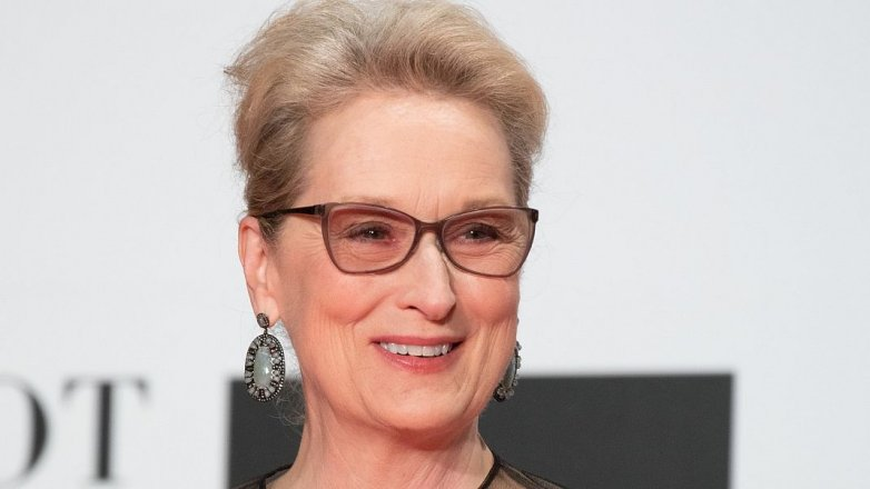 Meryl Streep slaví sedmdesátiny!