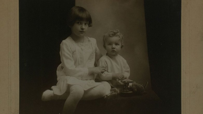 Příběh Amálie (narozené roku 1901): Babiččina ztracená a znovu nalezená sestra