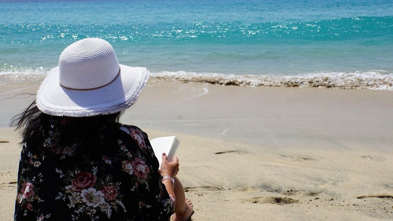 Knihy na dovolenou