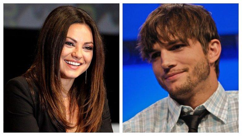 Mila Kunis a Ashton Kutcher: Od nenávisti k lásce