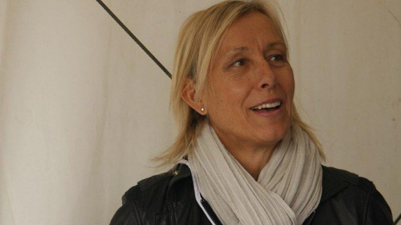 Martina Navrátilová (62): Nejlepší tenistka všech dob má ráda holky