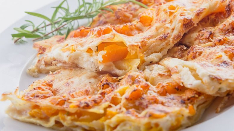 Podzimní lasagne sdýní