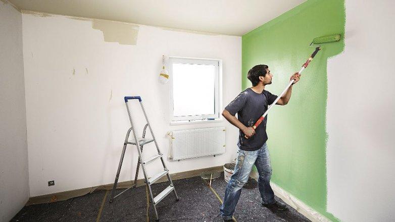 Jak dobře vymalovat interiér