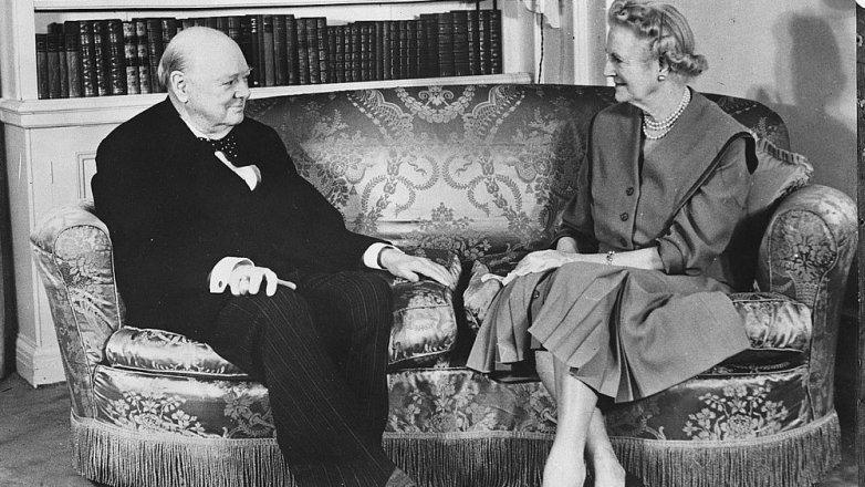 Clementine a Winston Churchillovi: Britský ministerský předseda byl pod pantoflem