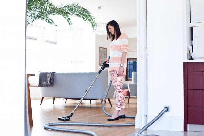 Máte čistou podlahu?