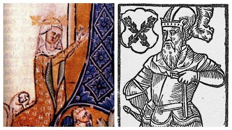 Eliška Rejčka a Jindřich z Lipé: Proslulí milenci panovnických sfér