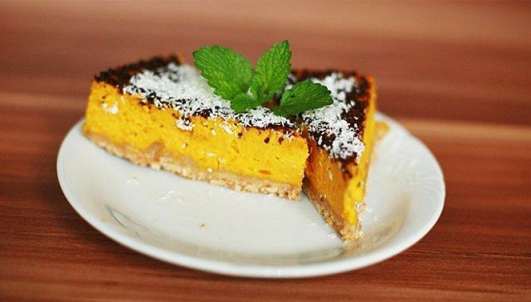 Cheesecake z dýně