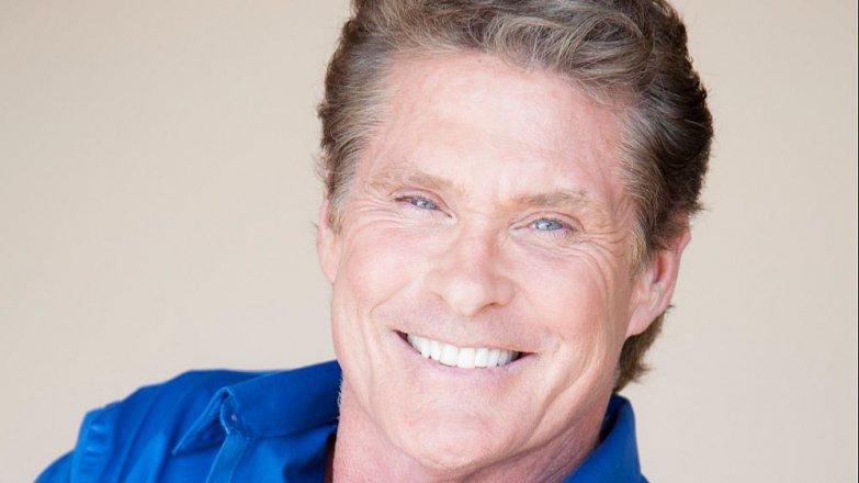David Hasselhoff (67): Na viagru se cítí příliš mladý