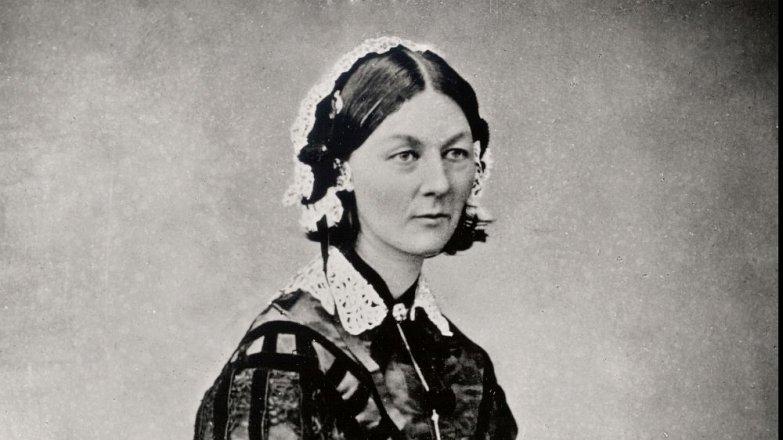 """Florance Nightingale (†90): """"Dáma slampou"""", která položila základy moderního ošetřovatelství"""