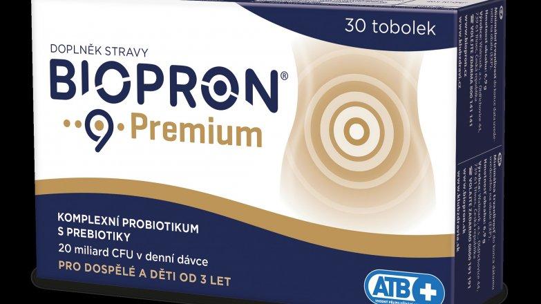 Skončila soutěž o 5x 2 balení Biopron9 Premium!