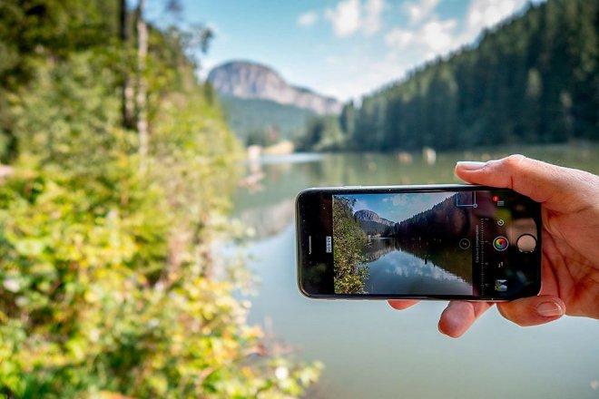 10 rad, jak fotit s mobilem