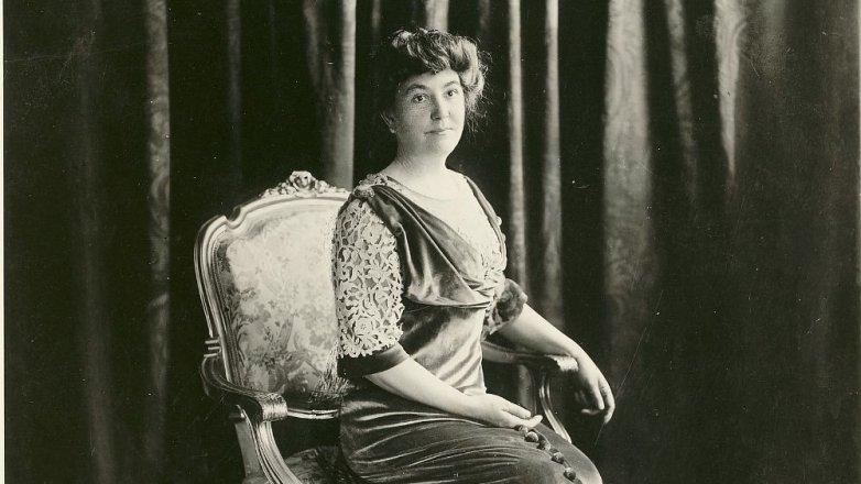 Ellen Wilsonová (†54): Za každým úspěšným mužem hledej ženu