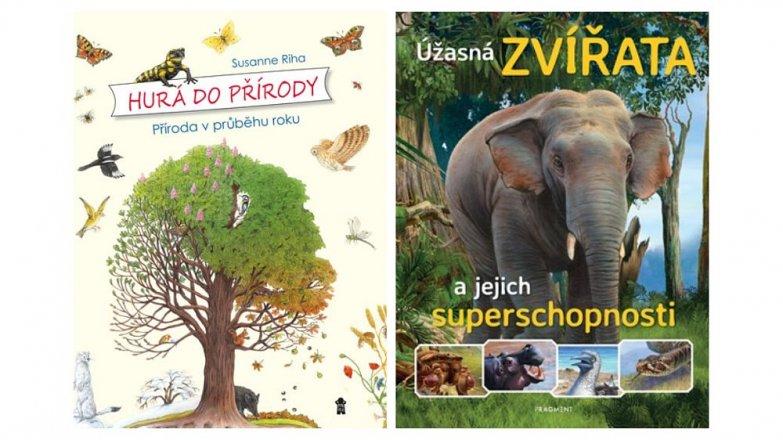Knihy nejen pro děti
