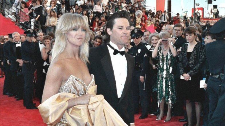 """Goldie Hawn (74) a Kurt Russell (69): Téměř čtyři desítky let spokojeně žijí """"na psí knížku"""""""