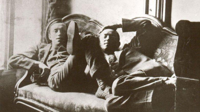 Bratři Čapkové a ženy