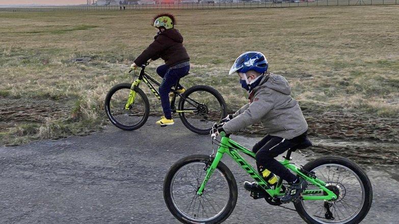5 rad, jak s dítětem na kolo
