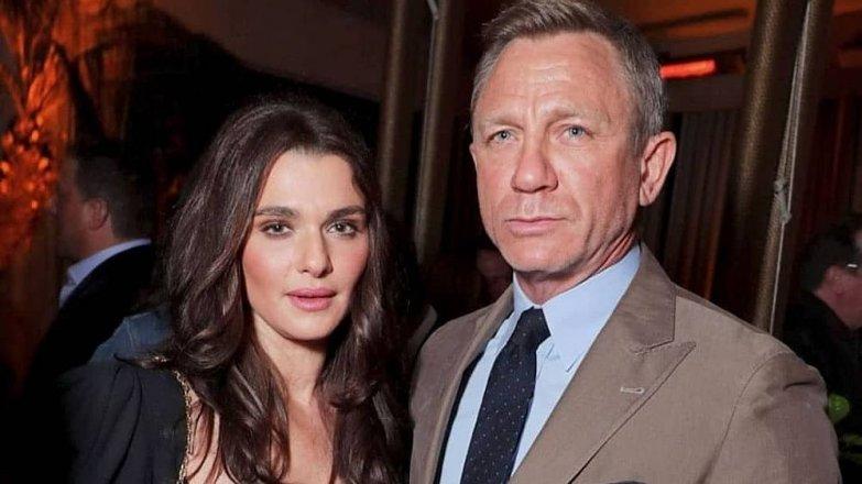 """Rachel Weisz (50) a Daniel Craig (52): Agent 007 a jeho vyvolená """"Bondgirl"""""""