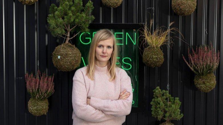 """Lenka Hrubá: """"Zahrada na niti je rozhodně můj splněný sen!"""""""