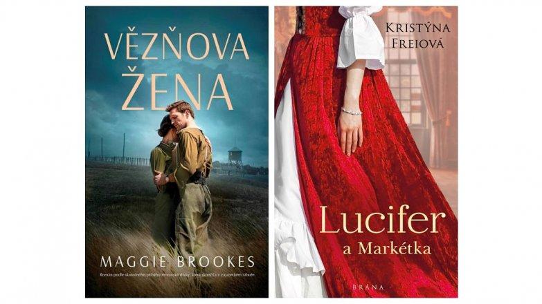 Knihy pro milovníky historie a fantasy