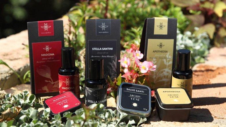 Nová SOUTĚŽ o výjimečné a osobité parfémy, které provoní podzimní dny