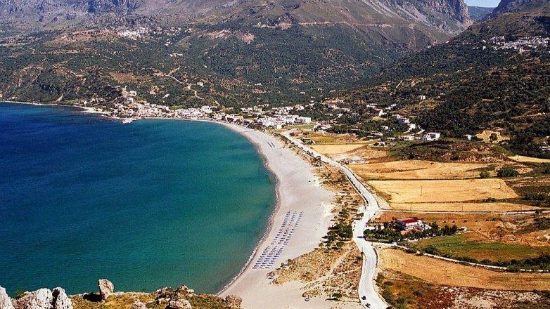Kréta: Ostrov, kde se narodil Zeus