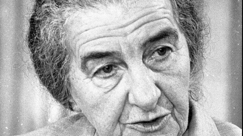 Golda Meir (†80): První (a dosud jediná) žena ve funkci izraelské premiérky