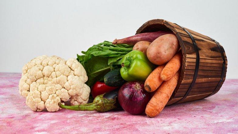 Umíte skladovat ovoce a zeleninu?