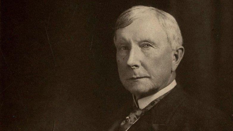 John Davison Rockefeller (†97): První dolarový miliardář