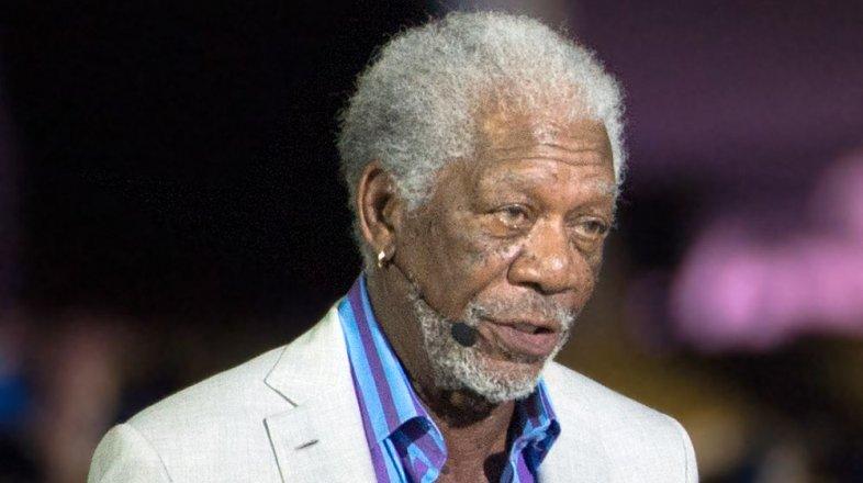 Morgan Freeman (83): První roli dostal za trest