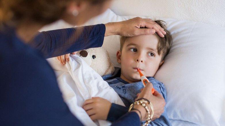 Jak se liší průběh nemocí udětí oproti dospělým?