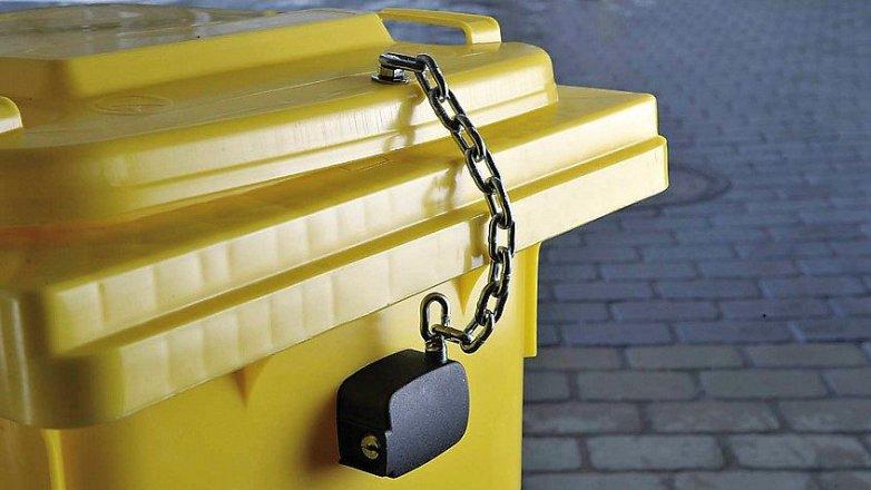 4 rady, jak zabezpečit popelnici před cizími odpadky a zvířecími návštěvníky