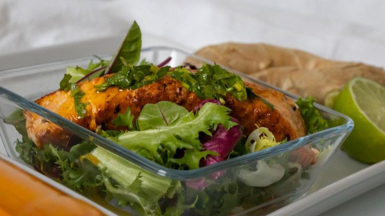 Salát s rakytníkem (pro jarní detox)