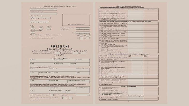 3 rady, jak podat daňové přiznání na dálku