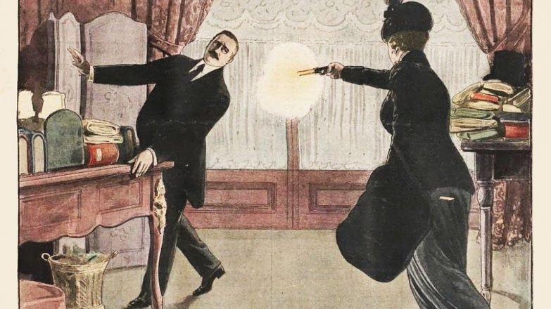 HenrietteCaillaux: Vraždila zlásky